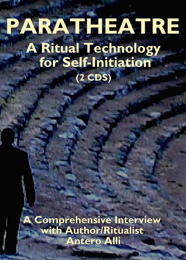 Paratheatre: A Ritual Technology for Self-Initiation